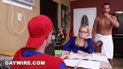 सेक्सी वीडियो देखें GAYWIRE  Step Dad Helps His Son Study comma Gets Caught By Mom ऑनलाइन