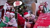 सेक्सी मूवी Christmas Family Orgy Ft Charlotte Sins comma Quinton James comma Rion King Mp4